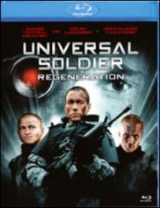 Universal Soldier: Regeneration di John Hyams - Blu-ray