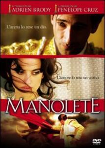 Manolete di Menno Meyjes - DVD
