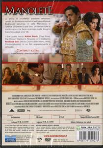 Manolete di Menno Meyjes - DVD - 2