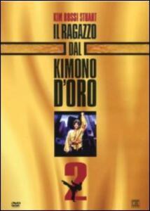Il ragazzo dal kimono d'oro 2 di Fabrizio De Angelis - DVD