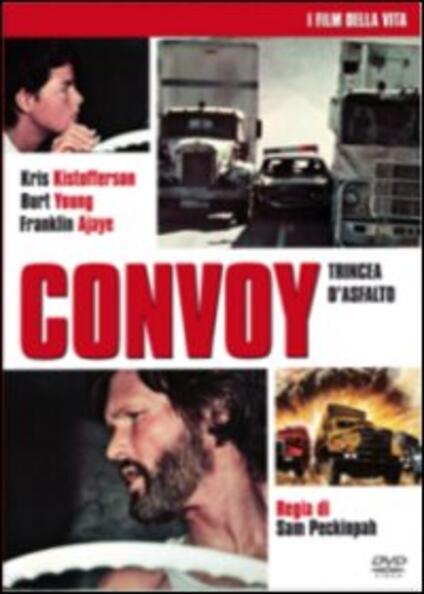 Convoy. Trincea d'asfalto<span>.</span> Special Edition di Sam Peckinpah - DVD