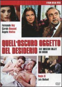 Cover Dvd Quell'oscuro oggetto del desiderio
