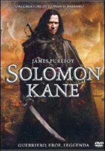 Solomon Kane di Michael J. Bassett - DVD