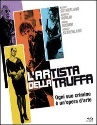 Cover Dvd artista della truffa (Blu-ray)