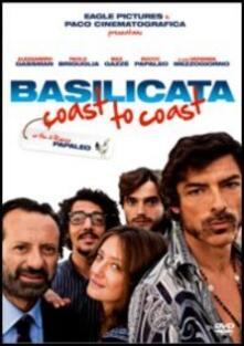 Basilicata coast to coast (2 DVD) di Rocco Papaleo - DVD