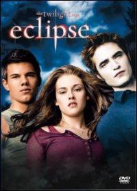 Cover Dvd Eclipse. The Twilight Saga (1 DVD)