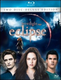 Cover Dvd Eclipse. The Twilight Saga. Deluxe Limited Edition