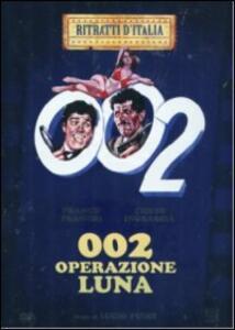 002 operazione Luna di Lucio Fulci - DVD