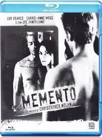 Cover Dvd Memento