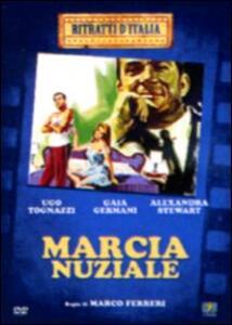 La marcia nuziale di Marco Ferreri - DVD