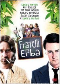 Cover Dvd Fratelli in erba