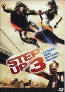 Step Up 3 di Jon Chu - DVD