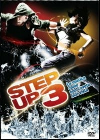 Cover Dvd Step Up 3 (DVD)