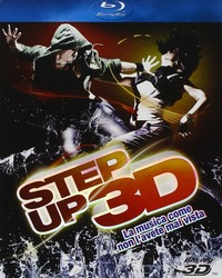 Cover Dvd Step Up 3D (con 3D) (Blu-ray)