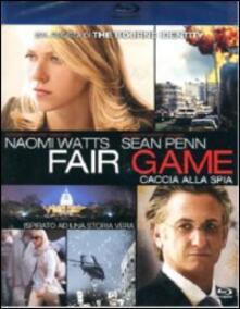 Fair Game. Caccia alla spia di Doug Liman - Blu-ray