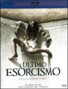 L' ultimo esorcismo di Daniel Stamm - Blu-ray