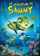 Cover Dvd Le avventure di Sammy