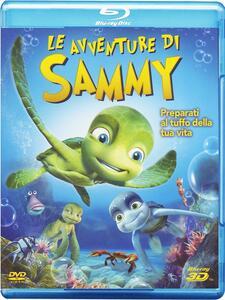 Le avventure di Sammy 3D (DVD + Blu-ray 3D) di Ben Stassen