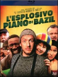 L' esplosivo piano di Bazil di Jean-Pierre Jeunet - Blu-ray