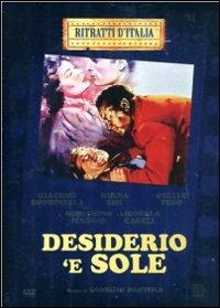 Cover Dvd Desiderio æe Sole