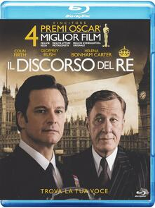 Il discorso del Re di Tom Hooper - Blu-ray
