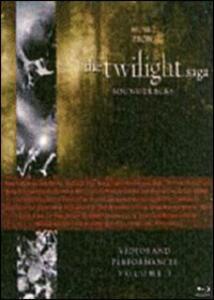 Music from the Twilight Saga Soundtrack - DVD