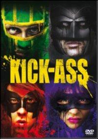 Cover Dvd Kick-Ass (DVD)