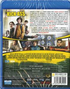 Kick-Ass<span>.</span> Special Edition di Matthew Vaughn - Blu-ray - 2