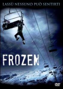 Frozen di Adam Green - DVD