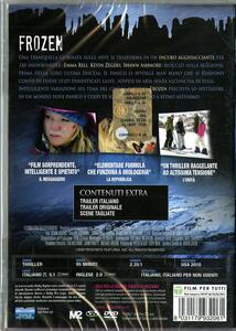 Frozen di Adam Green - DVD - 2
