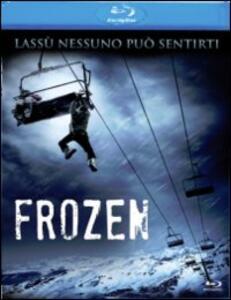 Frozen di Adam Green - Blu-ray