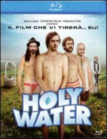 Holy Water di Tom Reeve - Blu-ray