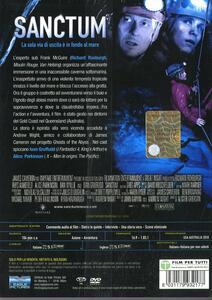Sanctum di Alister Grierson - DVD - 2