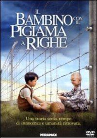 Cover Dvd bambino con il pigiama a righe (DVD)