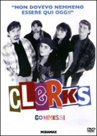 Cover Dvd Clerks. Commessi (DVD)