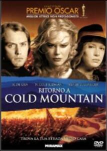 Ritorno a Cold Mountain di Anthony Minghella - DVD