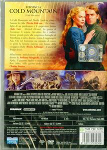 Ritorno a Cold Mountain di Anthony Minghella - DVD - 2