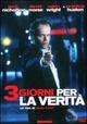 Cover Dvd 3 giorni per la verità