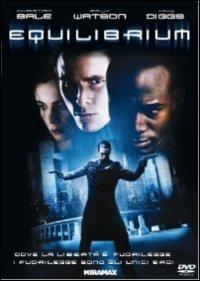 Cover Dvd Equilibrium (DVD)