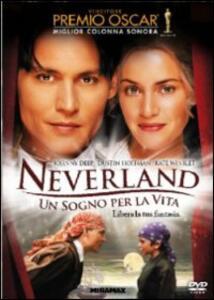 Neverland. Un sogno per la vita di Marc Forster - DVD
