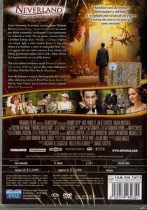 Neverland. Un sogno per la vita di Marc Forster - DVD - 2