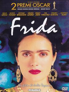 Frida di Julie Taymor - DVD