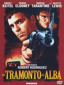 Dal tramonto all'alba di Robert Rodriguez - DVD
