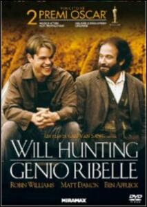 Will Hunting. Genio ribelle di Gus Van Sant - DVD