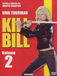 Cover Dvd Kill Bill. Volume 2 (DVD)