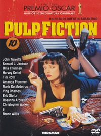 Cover Dvd Pulp Fiction (DVD)