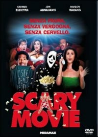 Cover Dvd Scary Movie (DVD)