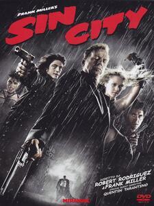 Sin City di Robert Rodriguez,Frank Miller,Quentin Tarantino - DVD