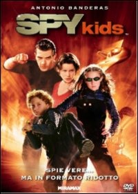 Cover Dvd Spy Kids (DVD)