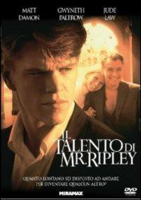 Cover Dvd talento di mr. Ripley (DVD)